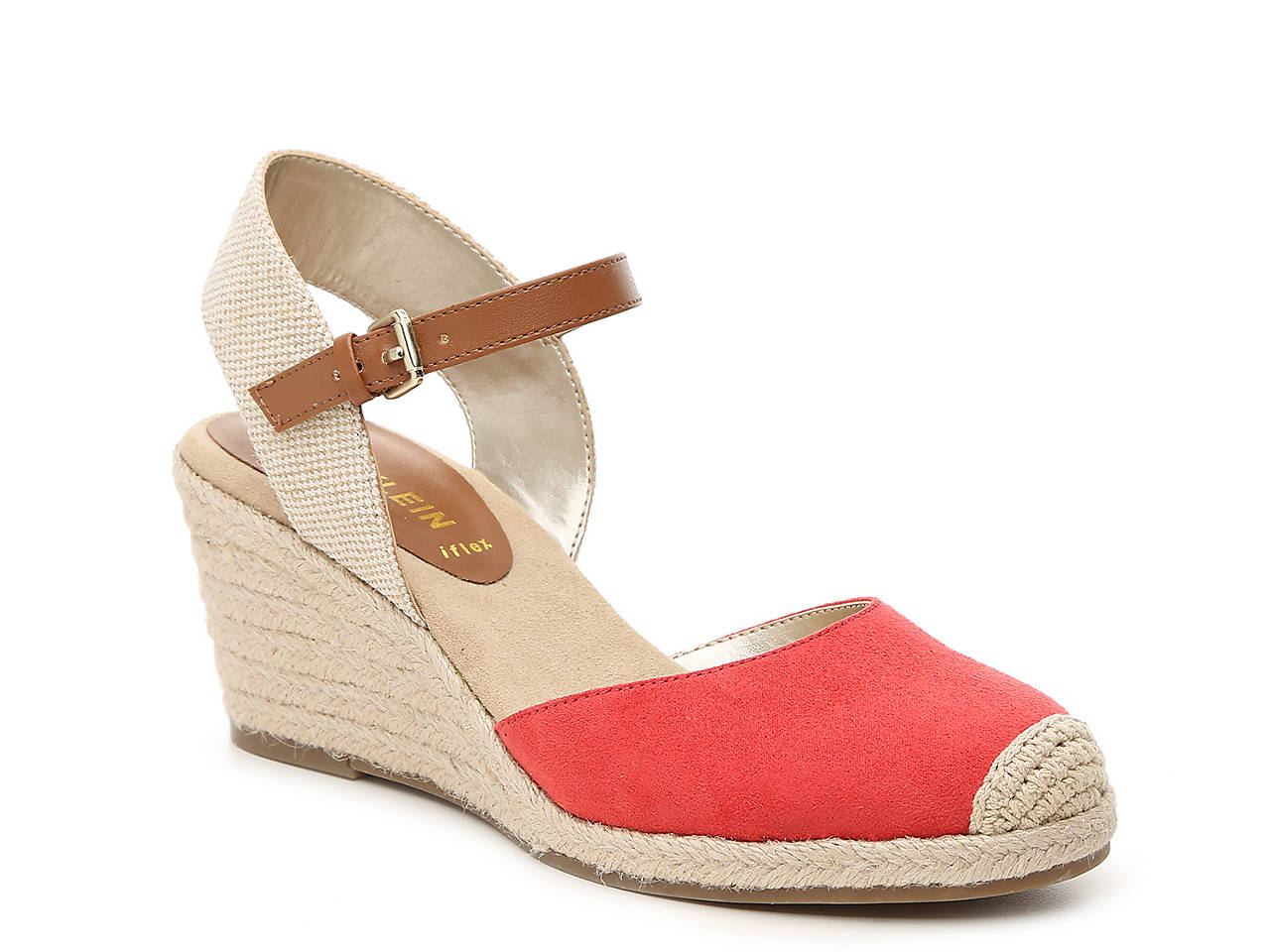 Ardine Espadrille Wedge Sandal by Anne Klein