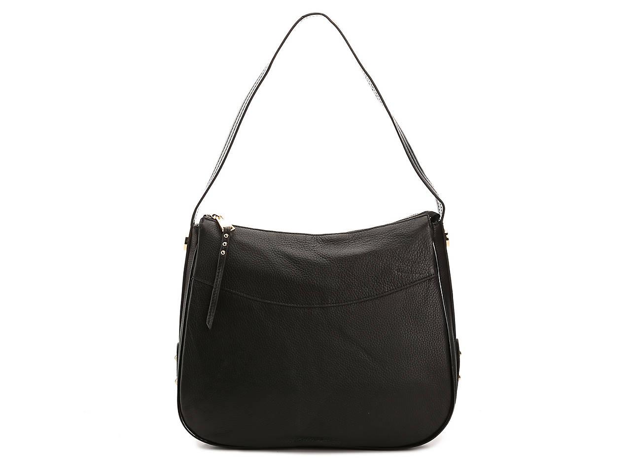Perlina Krista Leather Shoulder Bag Women s Handbags   Accessories  9b2f7d19483ce
