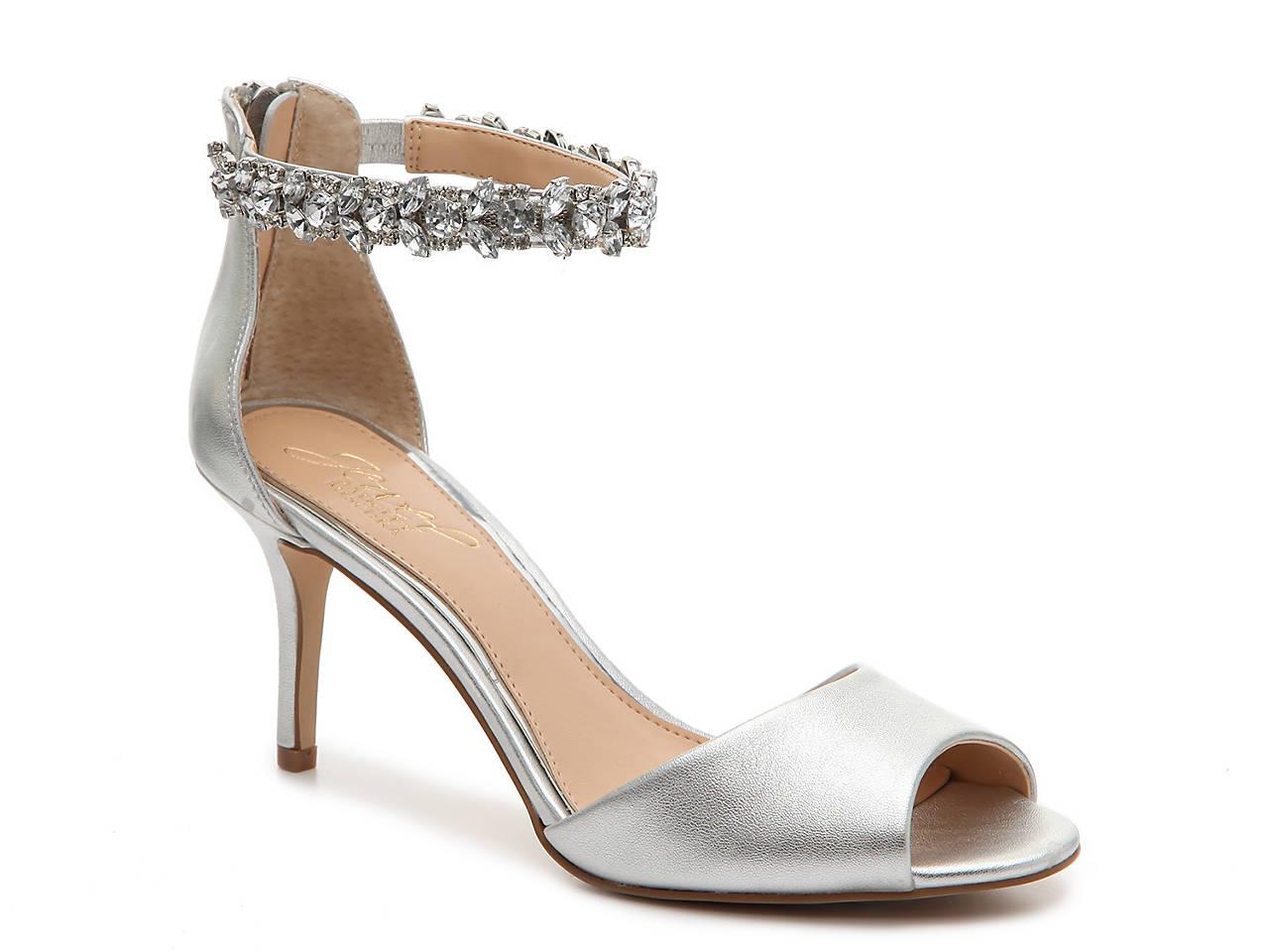ba4f0f2b5a14 Jewel Badgley Mischka Genevieve Sandal Women s Shoes