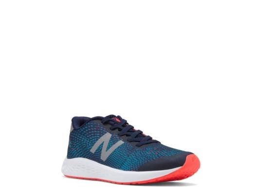 Kids New Balance Boys Arishi NXT Low Top Pull On Running Sneaker