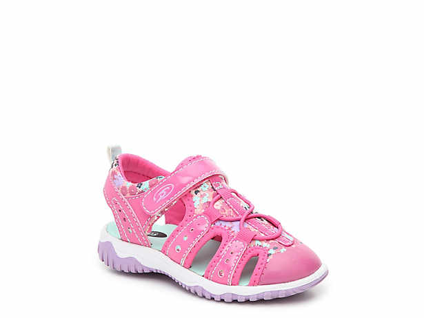 Buy Cheap View For Sale Official Site Dr. Scholl's Soliel Sport Sandal(Infant/Toddler Girls') -Bright Fuchsia Synthetic/Textile Cheap Sale View Free Shipping Amazon Buy Cheap Sast imsRfsAg