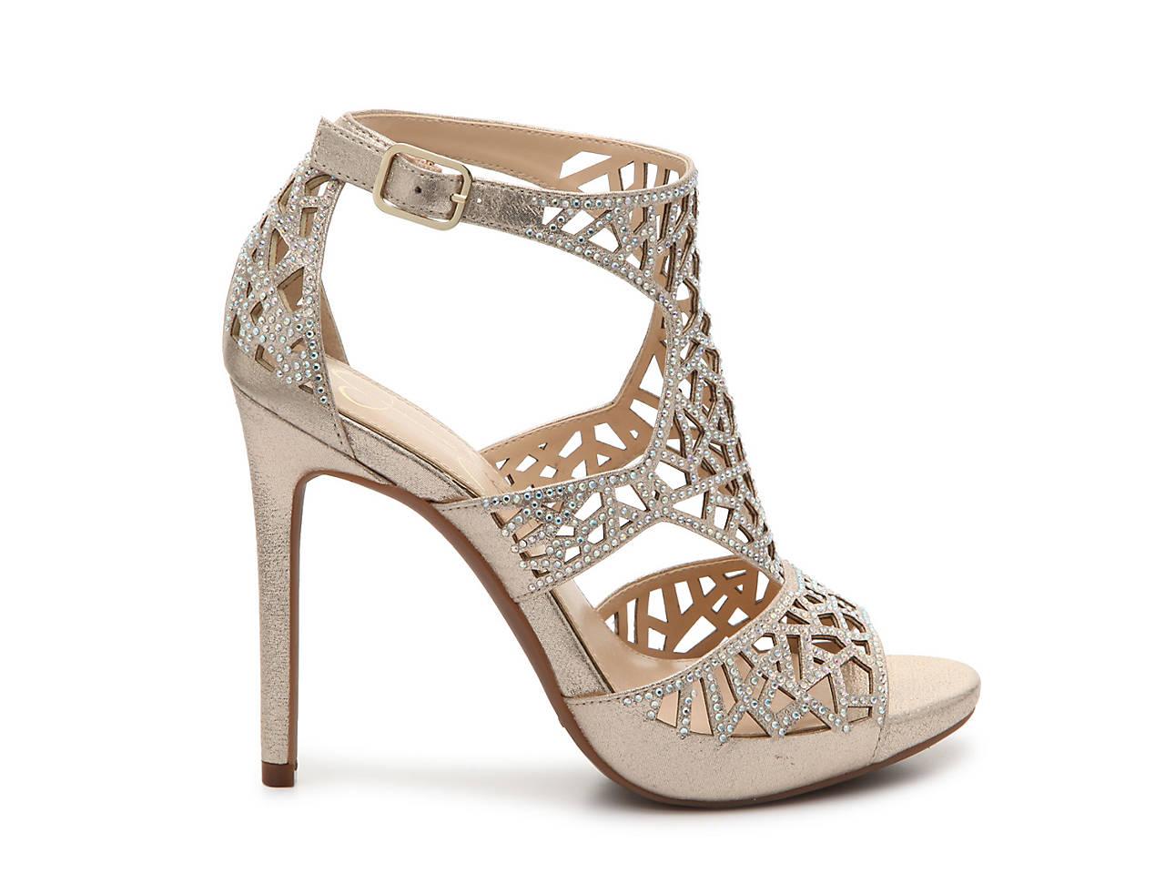 4c4728355612f Jessica Simpson Romani Platform Sandal Women s Shoes