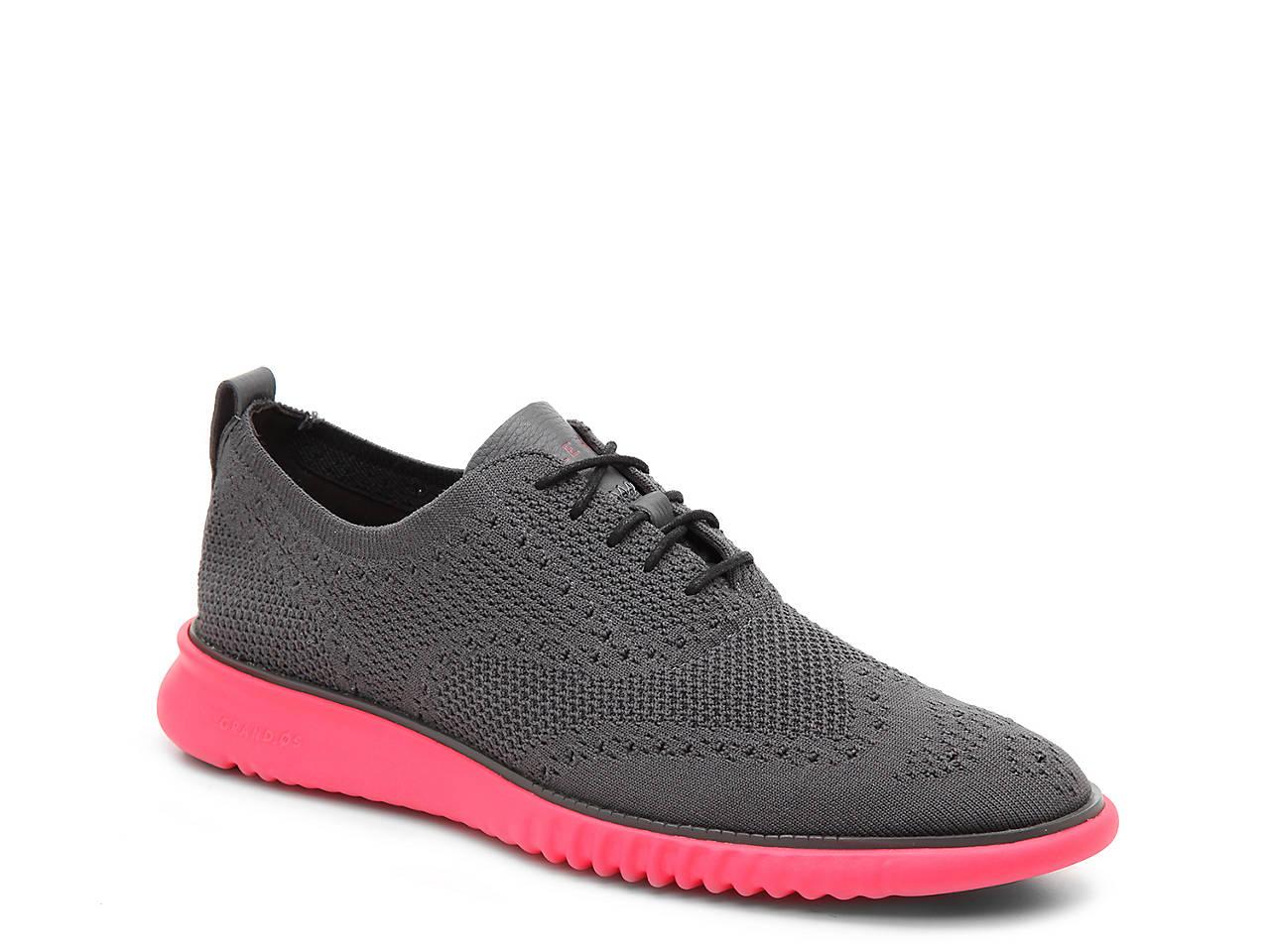 9cf74483da4 Cole Haan Zerogrand Stitchlite Wingtip Oxford Men s Shoes