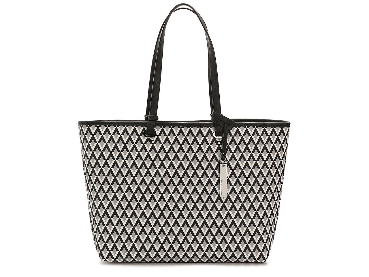 a51a15c1a2 Vince Camuto Linn Leather Tote Women's Handbags & Accessories | DSW