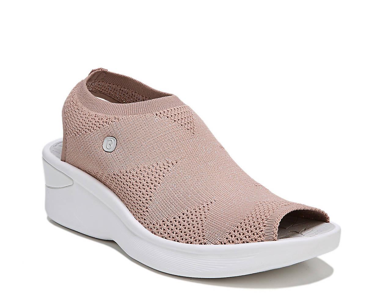 d636fee4a0 BZees Secret Wedge Sandal Women's Shoes | DSW