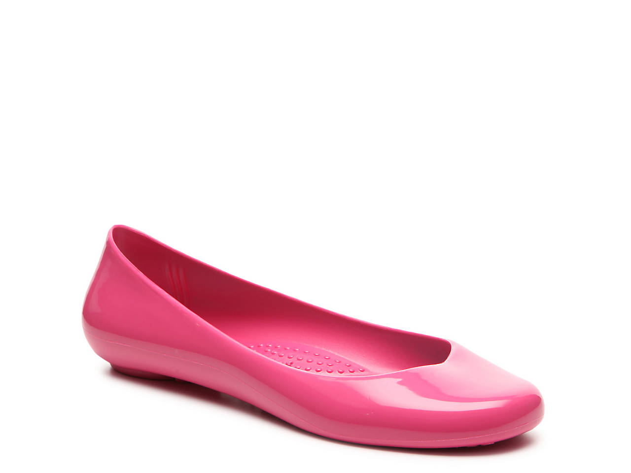 7dde778878337b OKA b. Taylor Jelly Ballet Flat Women s Shoes