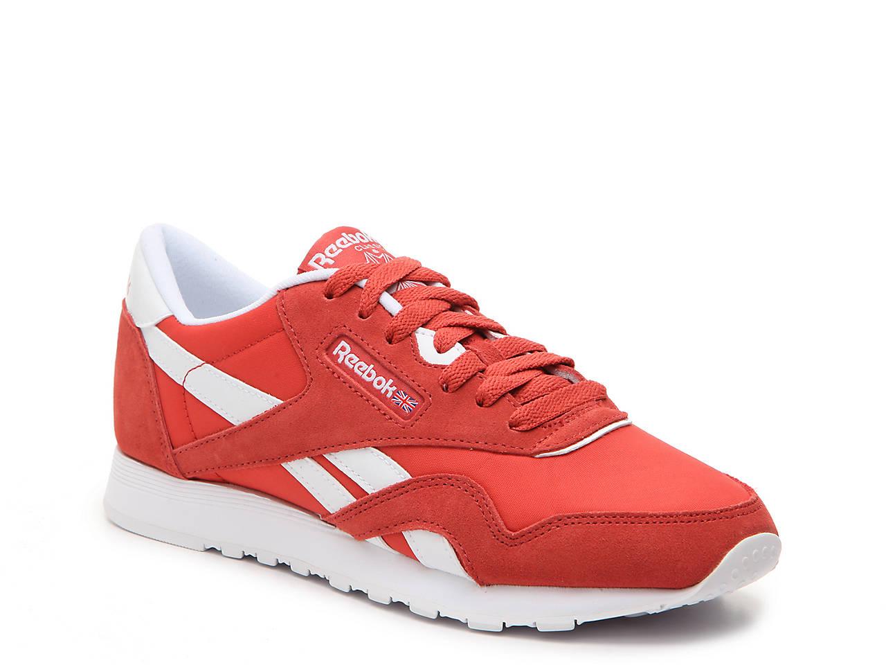 56e77448d034c Reebok CL Nylon Neutrals Sneaker - Women s Women s Shoes