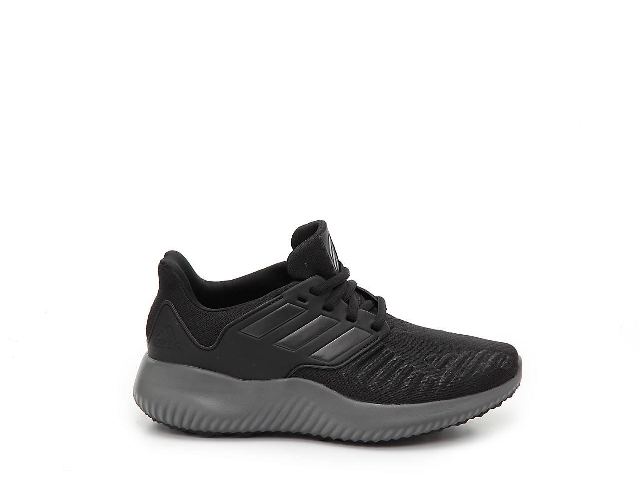 adidas alphabounce gioventù scarpa da corsa, ragazzi scarpe dsw