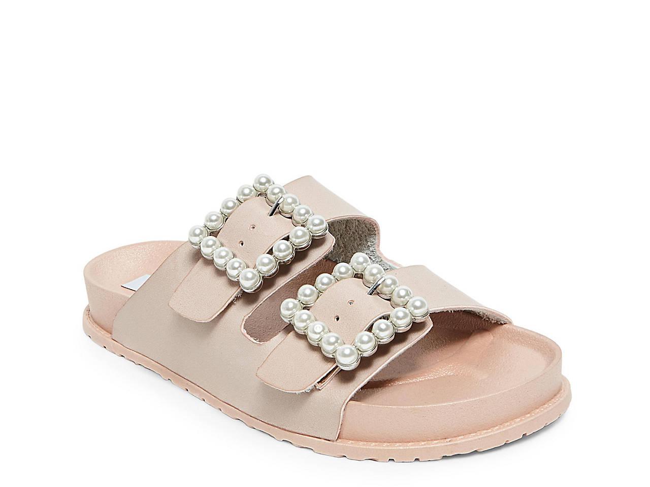 52f3c46f628 Steve Madden Nora Slide Sandal Women s Shoes