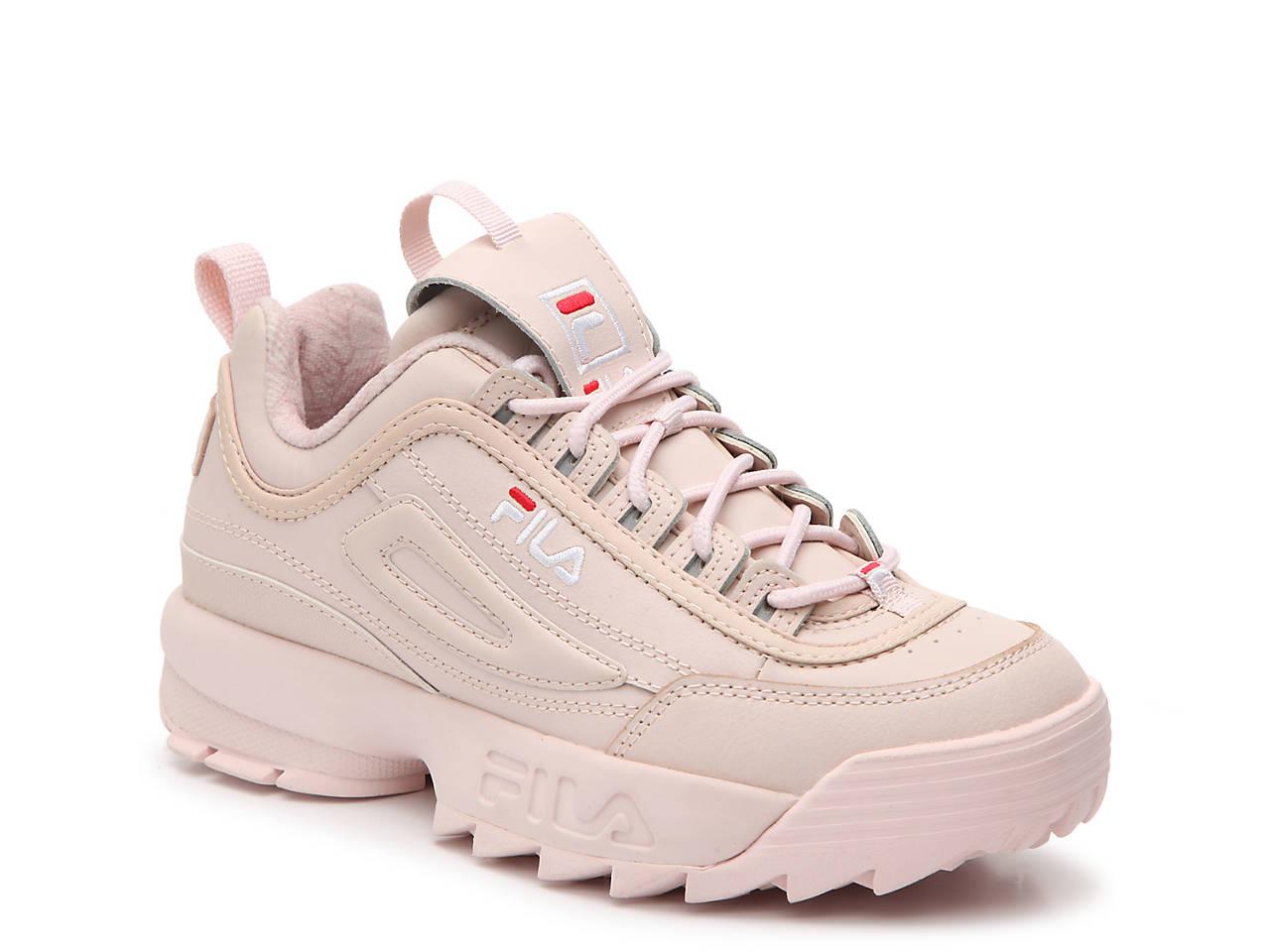 Disruptor Platform Sneaker - Women's