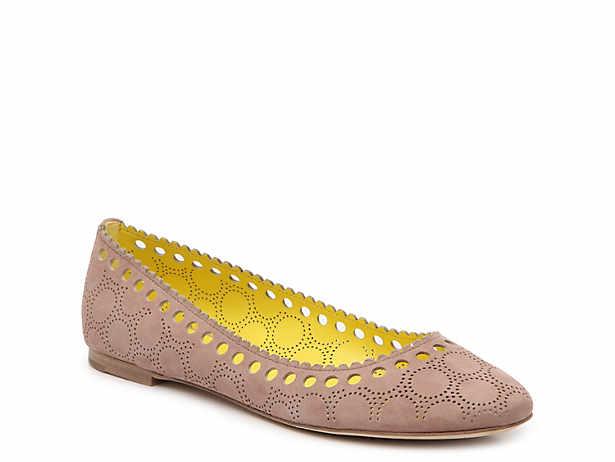 Corolla Ballet Flat. Diane von Furstenberg