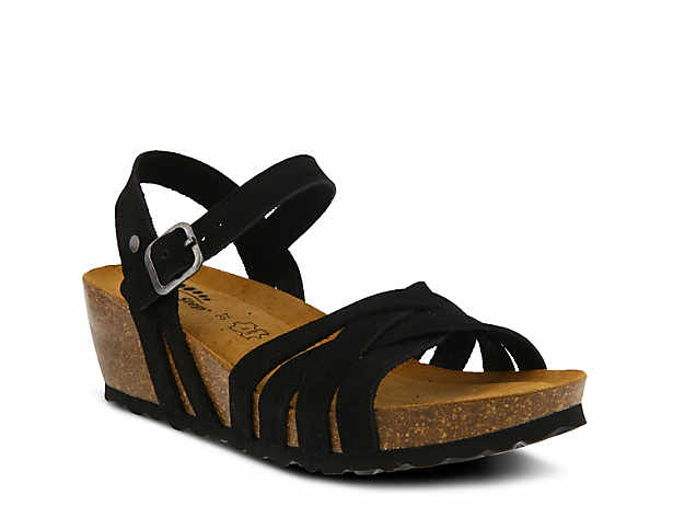 be0c18044a87 Korks Tome Wedge Sandal Women s Shoes
