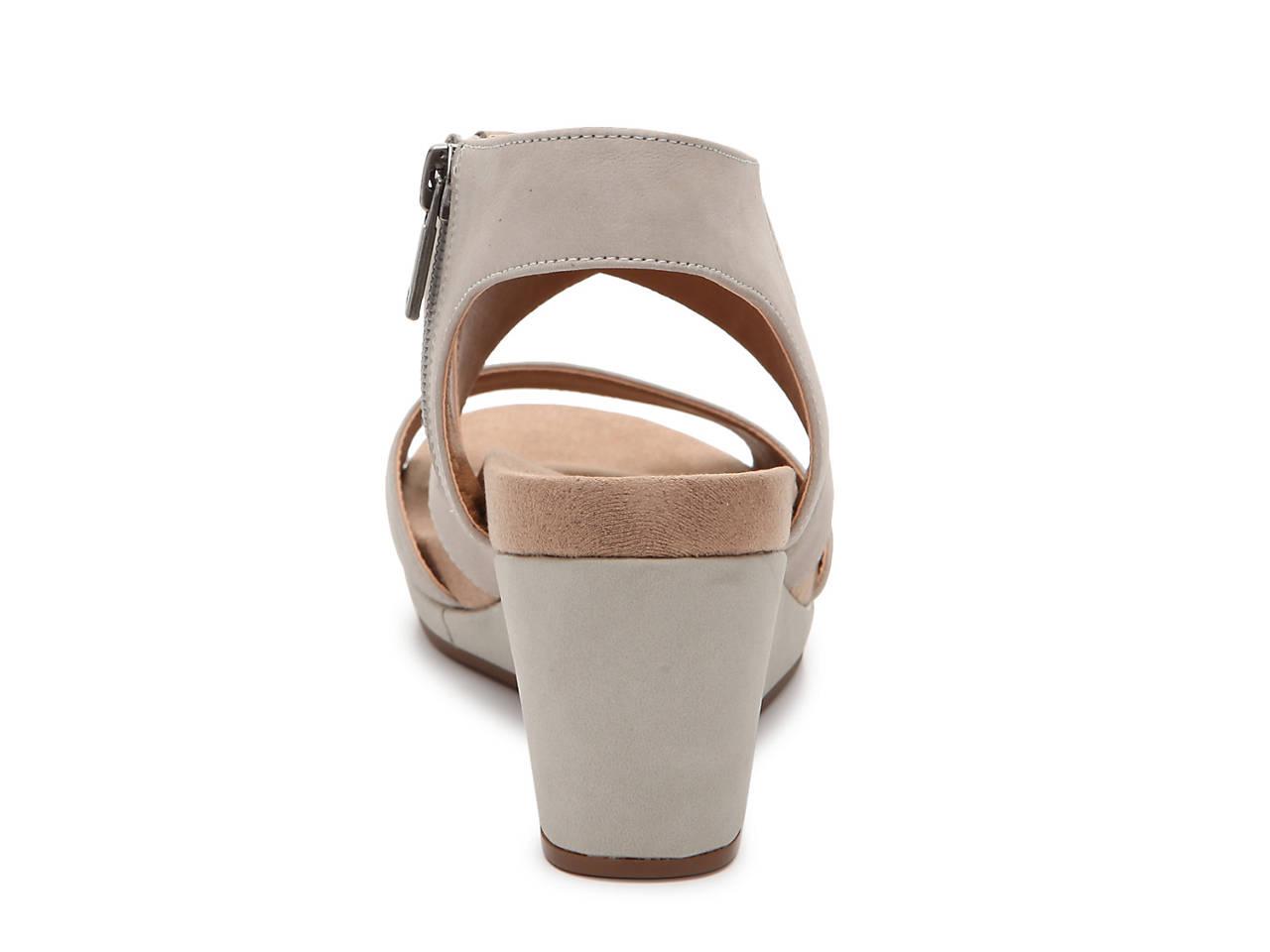 3577c20be3 Lucky Brand Kakina Wedge Sandal Women's Shoes | DSW