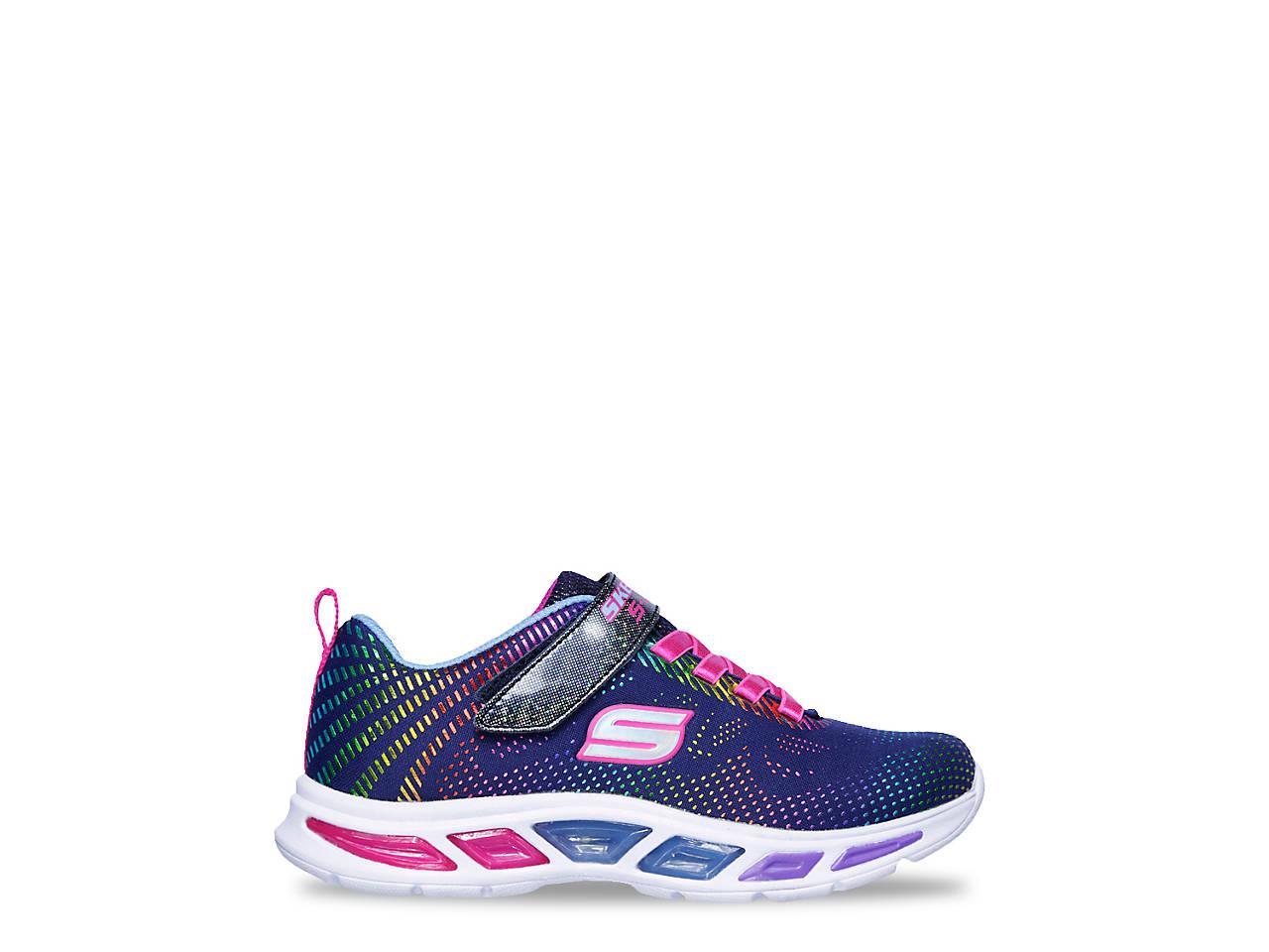 887d29468244 S Lights Litebeams Gleam N Dream Toddler   Youth Light-Up Sneaker. next