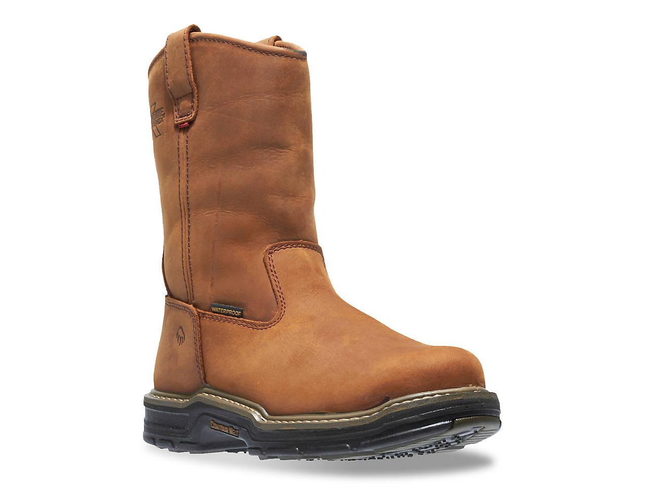 a2c1b8394e3 Marauder Wellington Steel Toe Work Boot