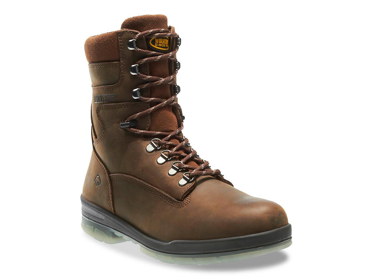 2c7f08d0f07 Durashock Steel Toe Work Boot