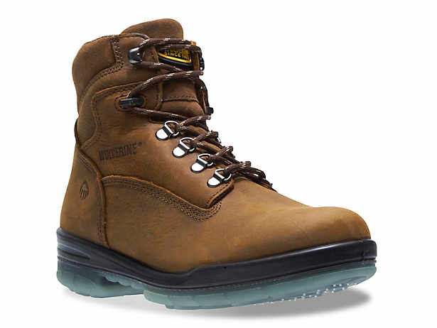 e6cb19f61f0 Wolverine Durashock Steel Toe Work Boot Men's Shoes | DSW