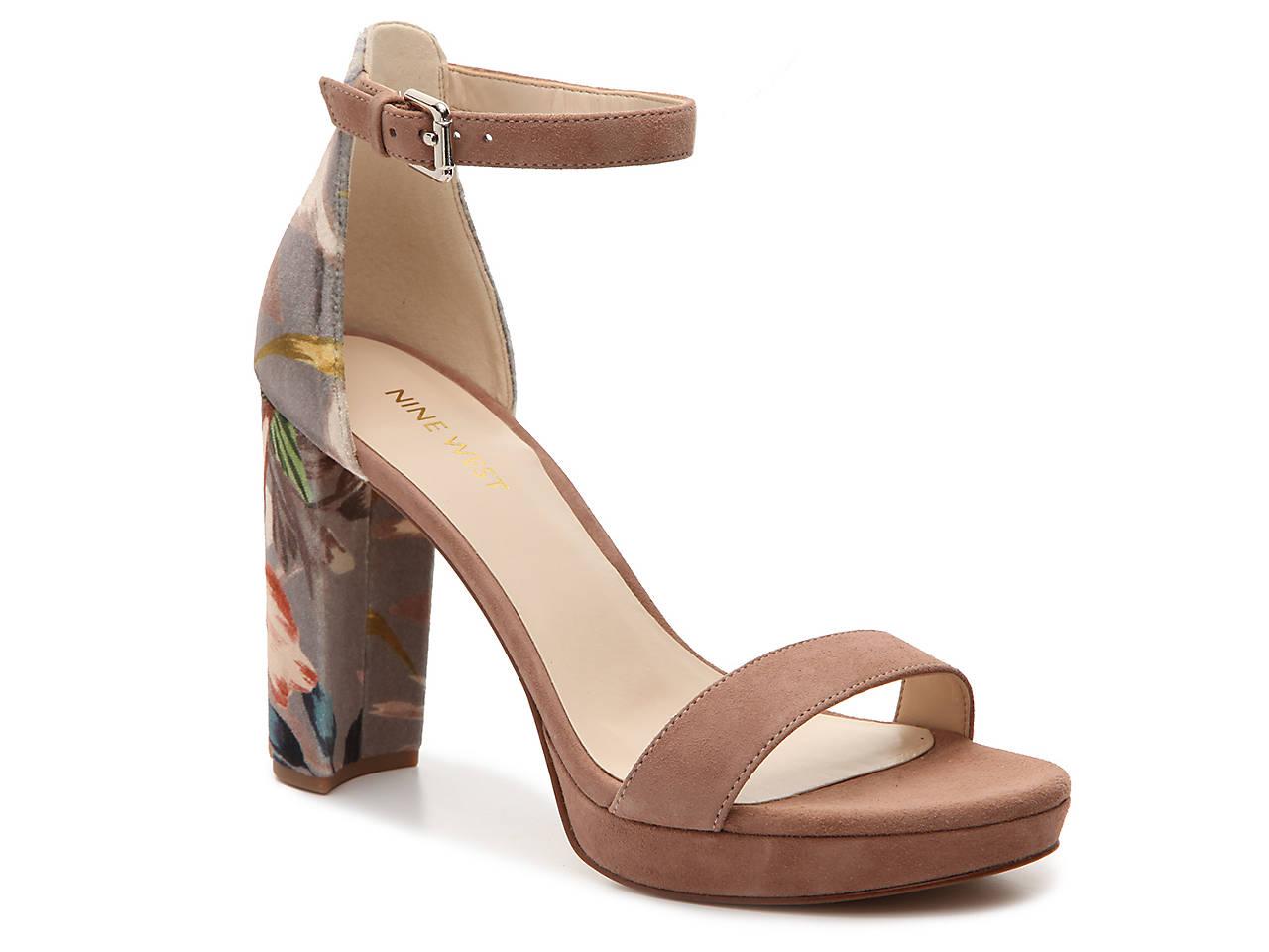 dcddd35aabe2 Nine West Dempsey Platform Sandal Women s Shoes