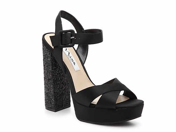 5ba86d1021 Nina Savita Platform Sandal Women's Shoes | DSW