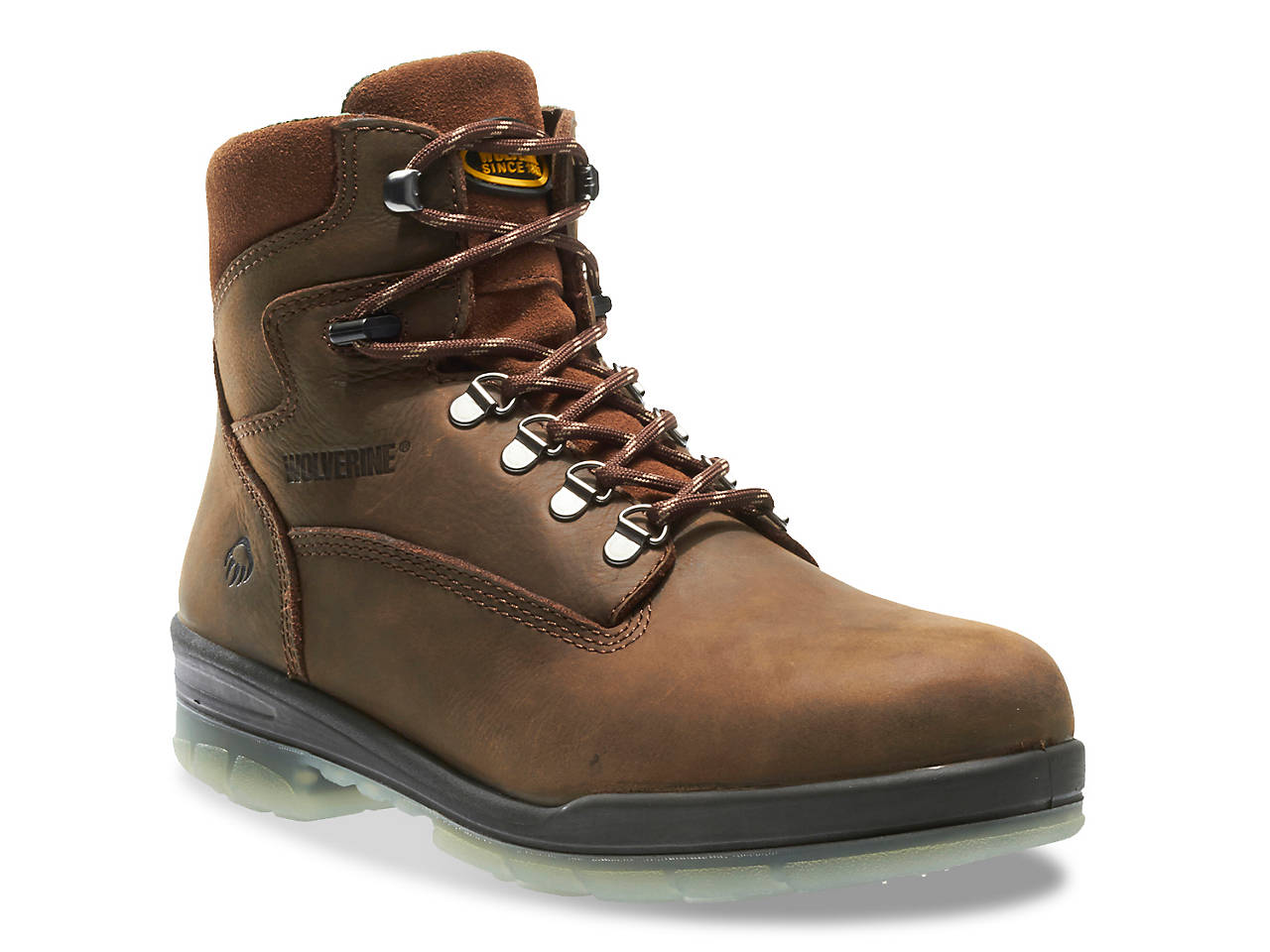 2c7f08d0f07 Durashock Steel Toe Work Boot