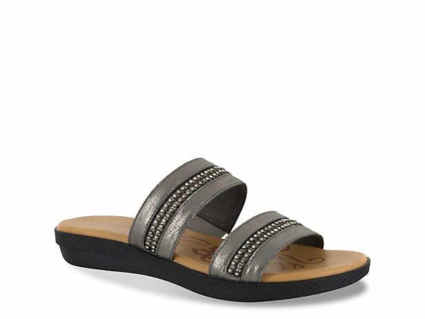 Pewter Sandals Dsw
