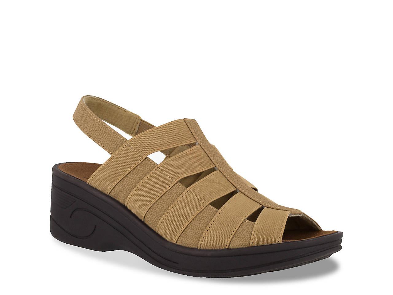 b7de91413d44 Easy Street Floaty Wedge Sandal Women s Shoes
