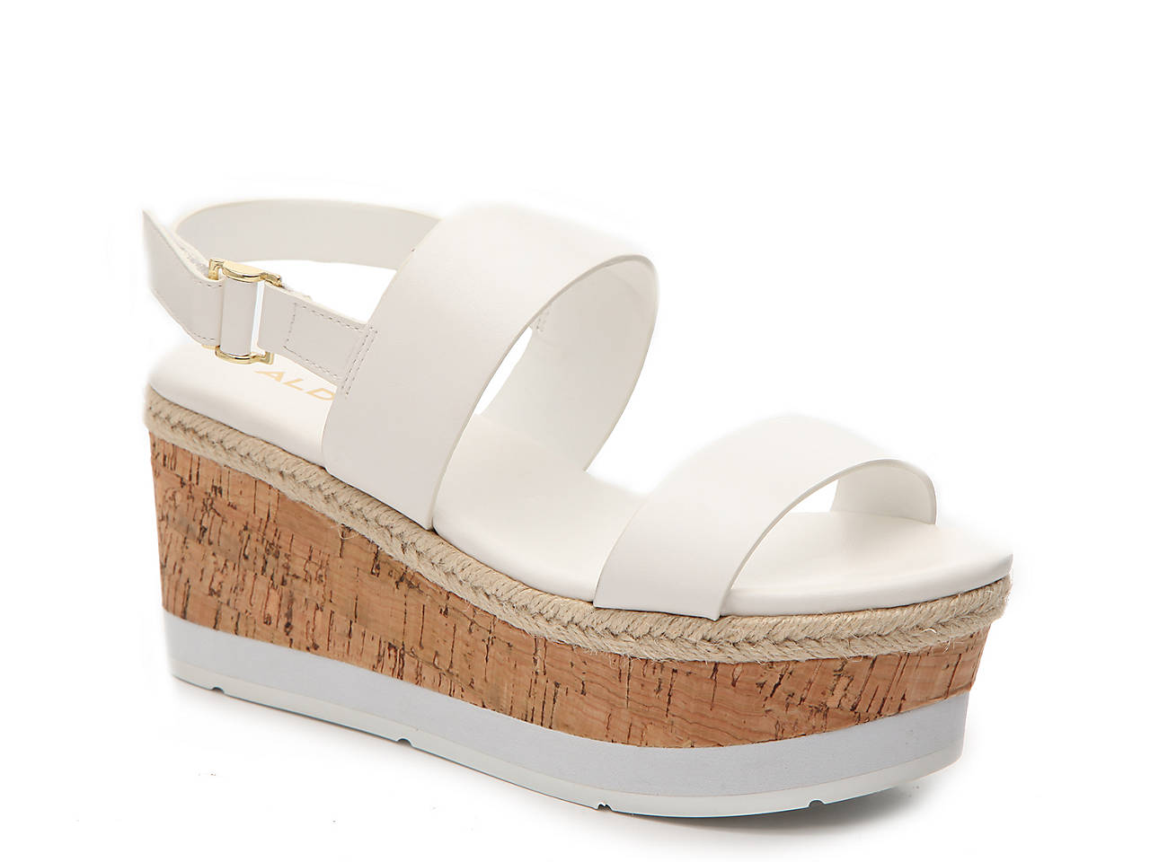 29e6dcc234a Aldo Erillan Espadrille Wedge Sandal Women s Shoes