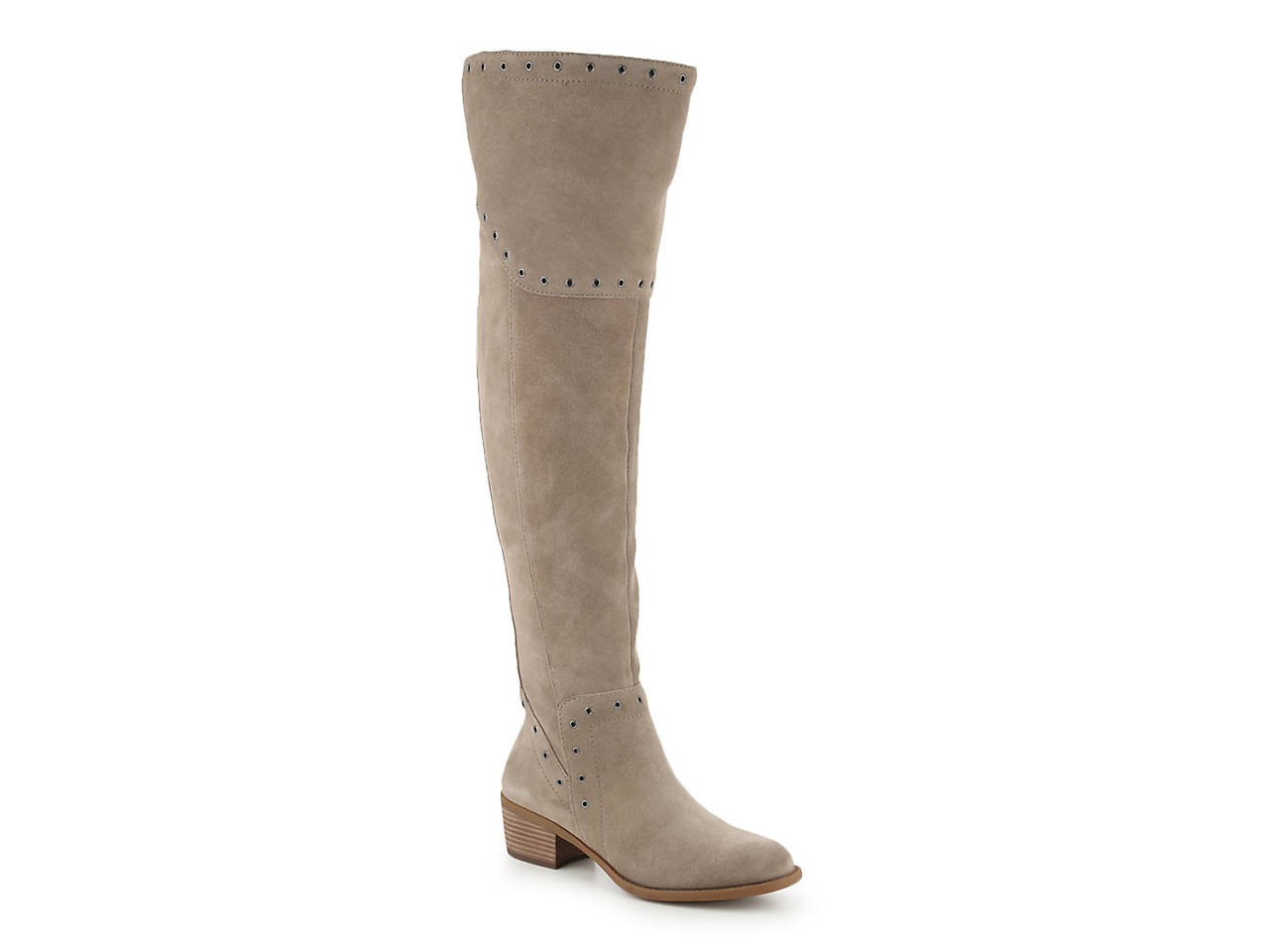 Vince Camuto Bestan Over-the-Knee Leather Boot sgJP0