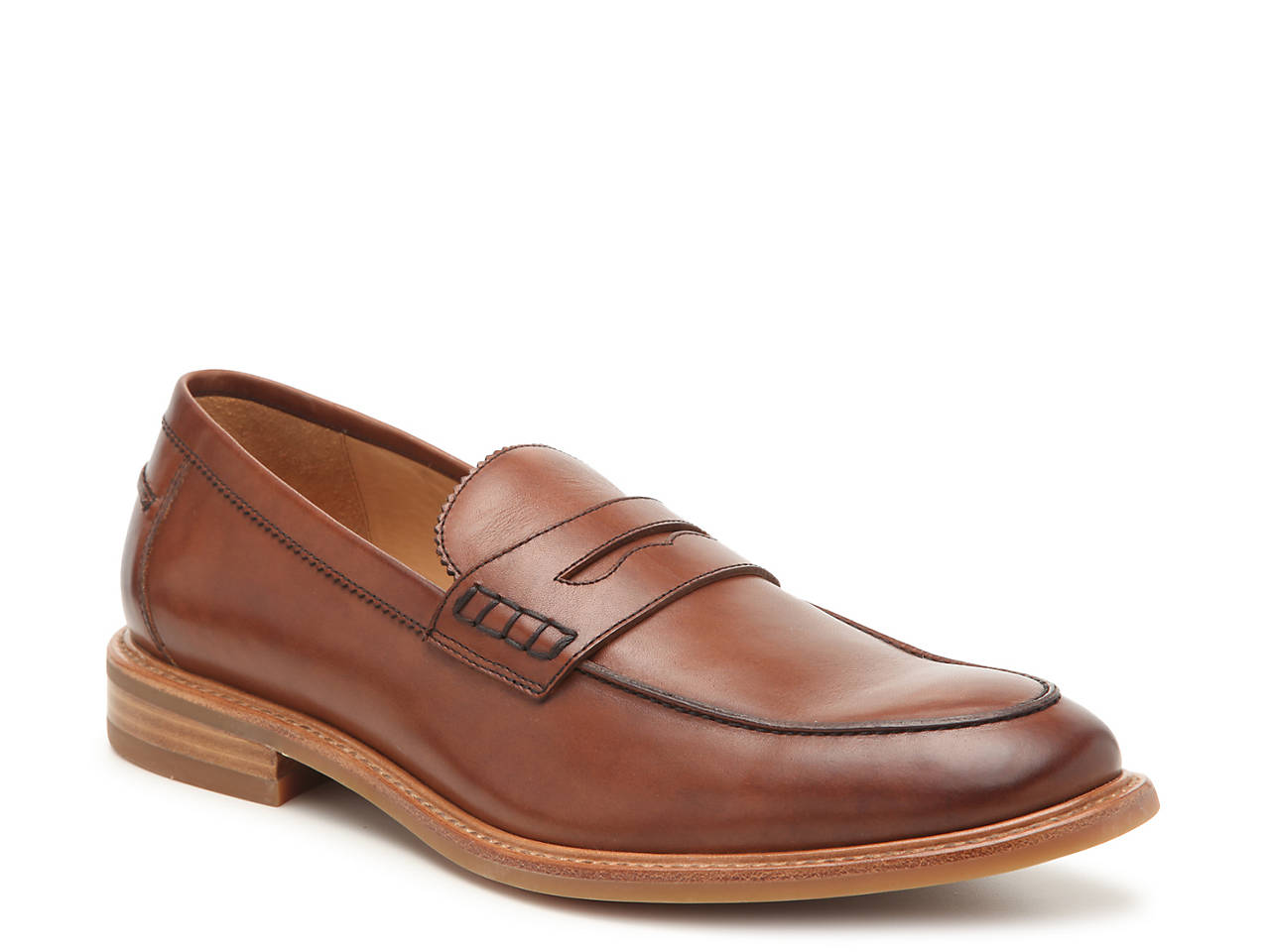 3129669a099 Warfield   Grand Roby Penny Loafer Men s Shoes