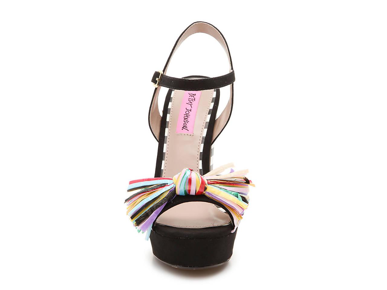 882eaecf20 Betsey Johnson Mandy Platform Sandal Women's Shoes | DSW