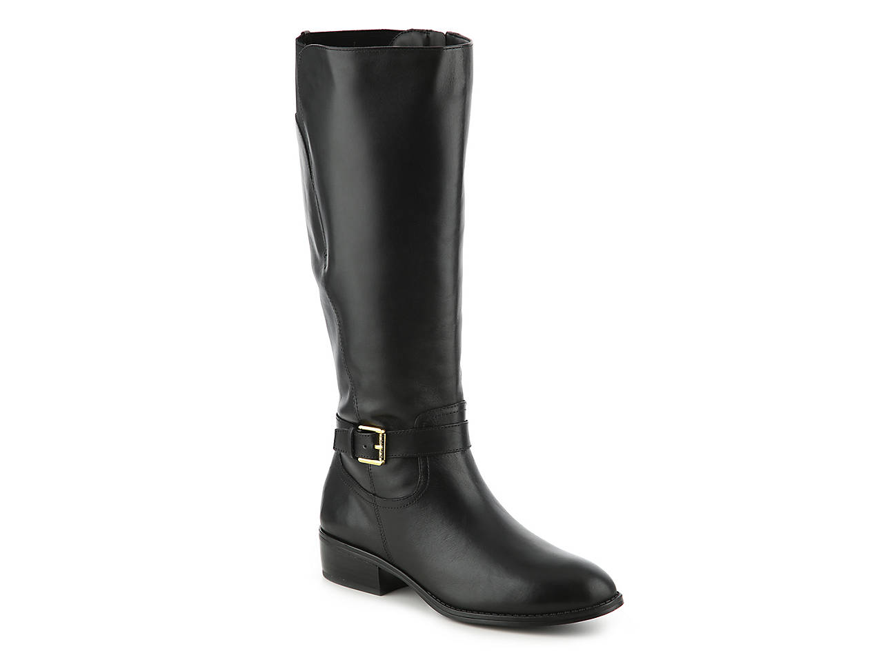 aaa7c5f012d Lauren Ralph Lauren Makenzie Wide Calf Riding Boot Women s Shoes