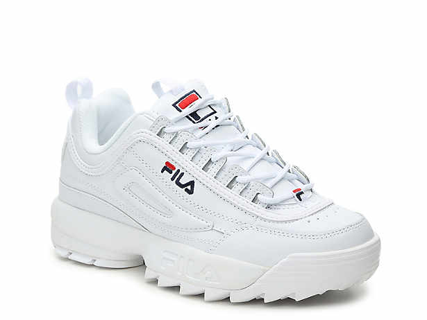 cd238510 Men's White Fila Shoes | DSW