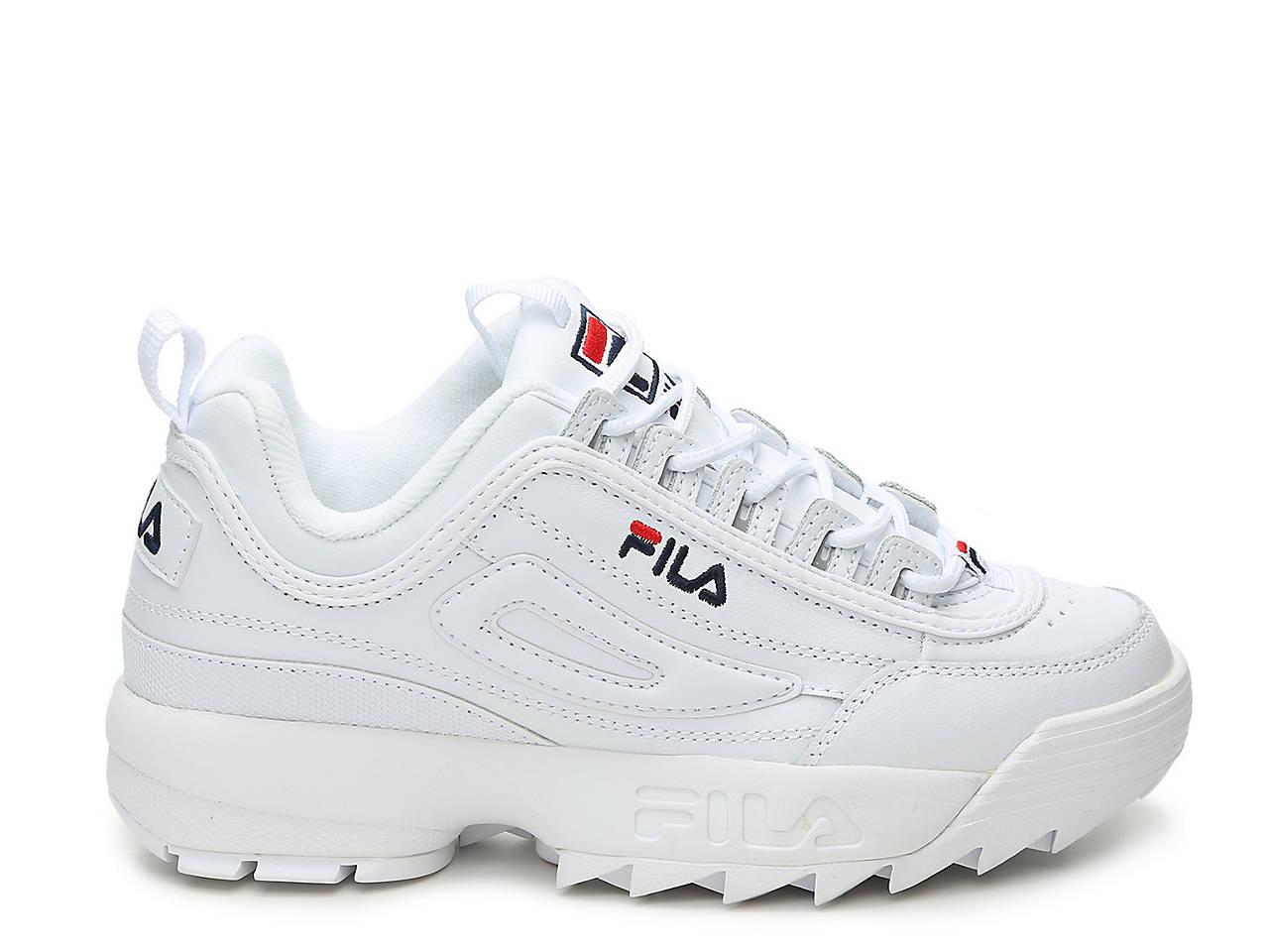 Fila Disruptor Ii Premium Sneaker - Mens Mens Shoes  Dsw-6578