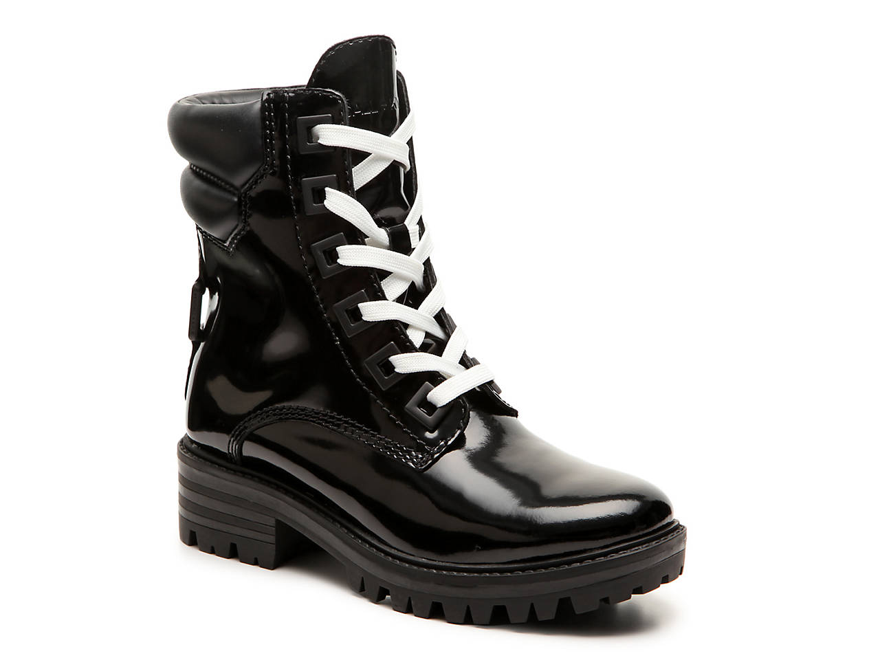 fc0ea2cd3 Kendall + Kylie East Combat Boot Women's Shoes | DSW