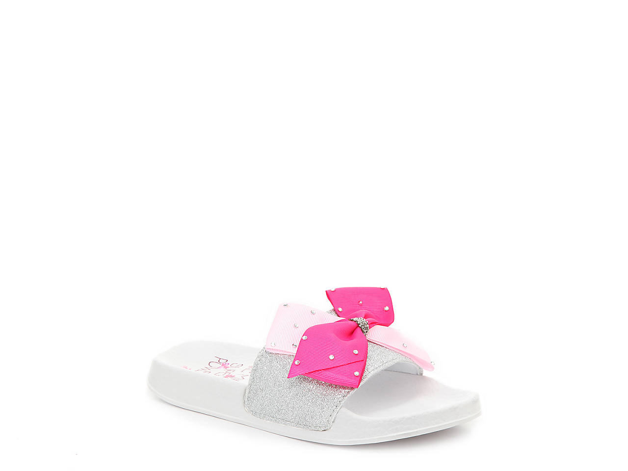 0800124f6318 Ground Up Jojo Siwa Youth Slide Sandal Kids Shoes