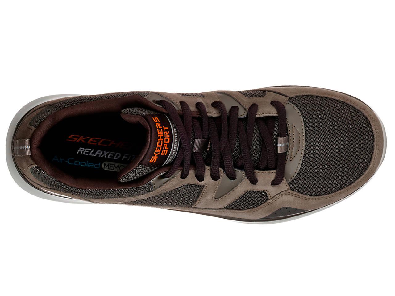 Skechers Relaxed Fit Quantum Flex Sneaker Men's Men's