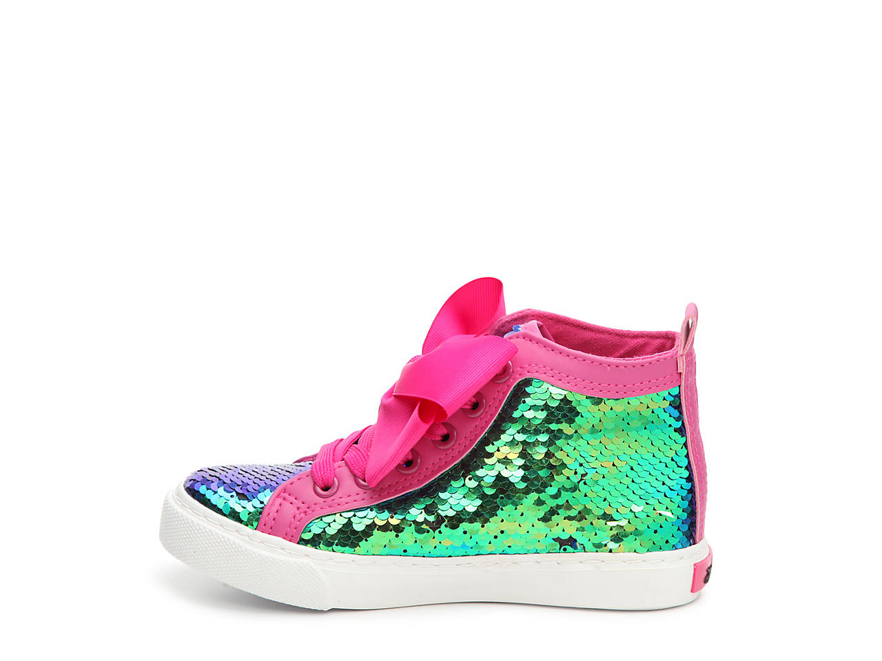 6b253aecb57 Ground Up Jojo Siwa Toddler   Youth High-Top Sneaker Kids Shoes