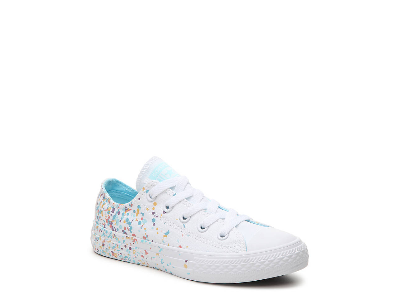40b214824443 Converse Chuck Taylor All Star Confetti Toddler   Youth Sneaker Kids ...