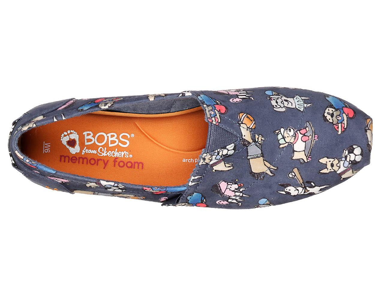 fc3635dff63c8 Skechers BOBS Plush Go Fetch Slip-On Women's Shoes | DSW