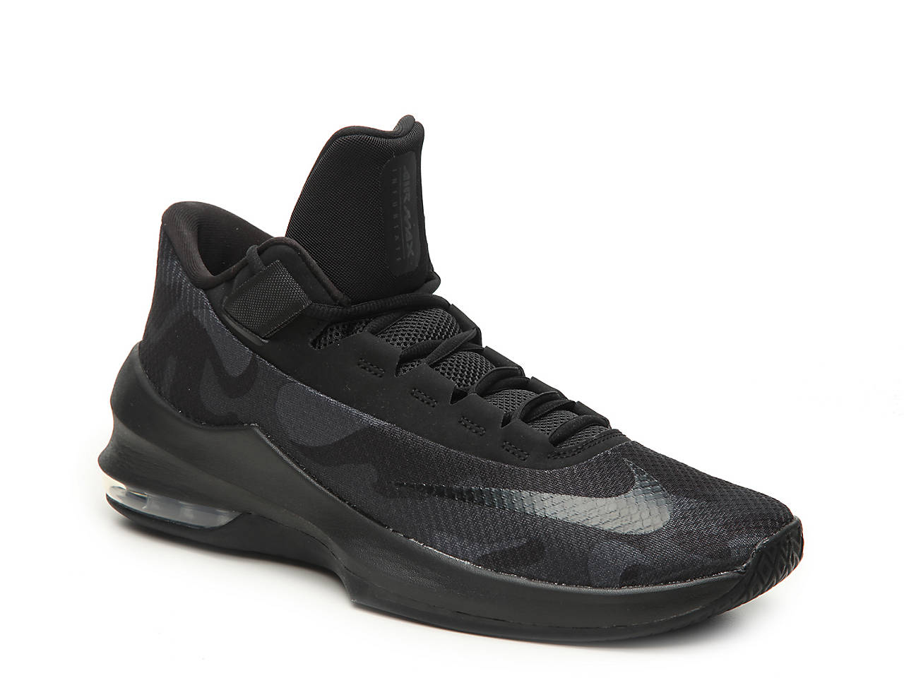 ae98bc6d58 Nike Air Max Infuriate 2 Mid Basketball Shoe - Men's Men's Shoes | DSW
