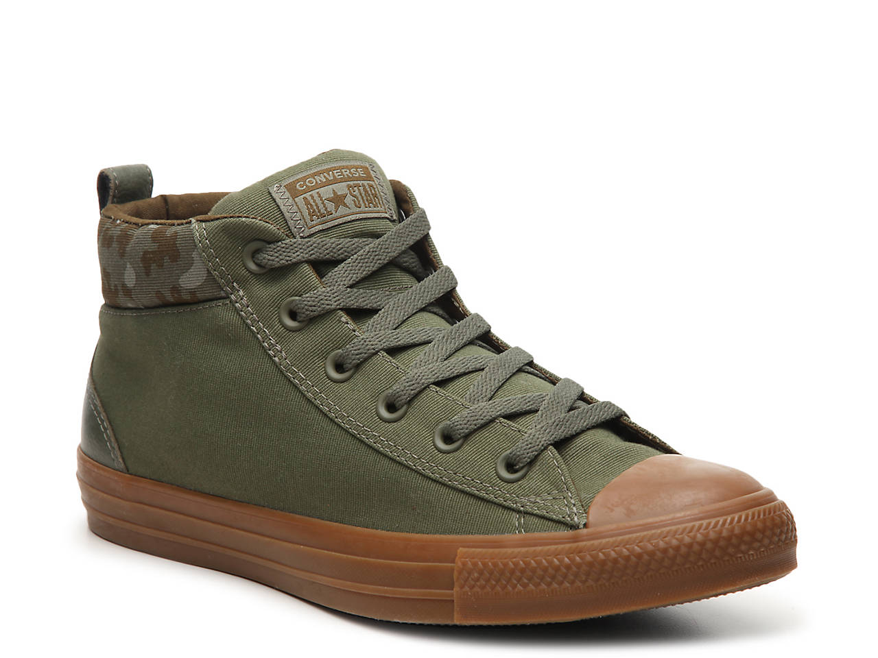 8eacac36c02812 Converse Chuck Taylor All Star Street Camo High-Top Sneaker - Men s Men s  Shoes