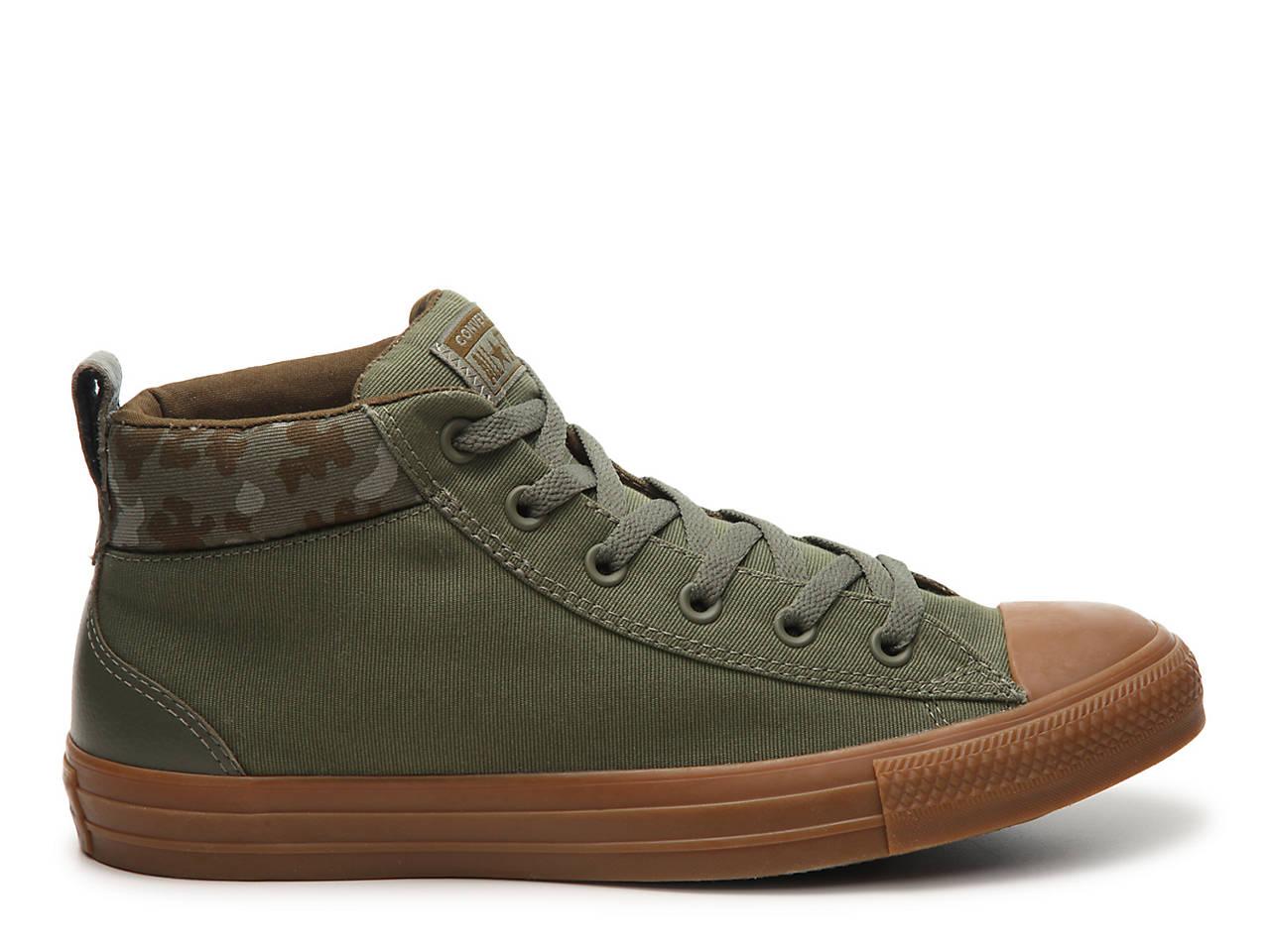 8b87904e60268f Converse Chuck Taylor All Star Street Camo High-Top Sneaker - Men s ...