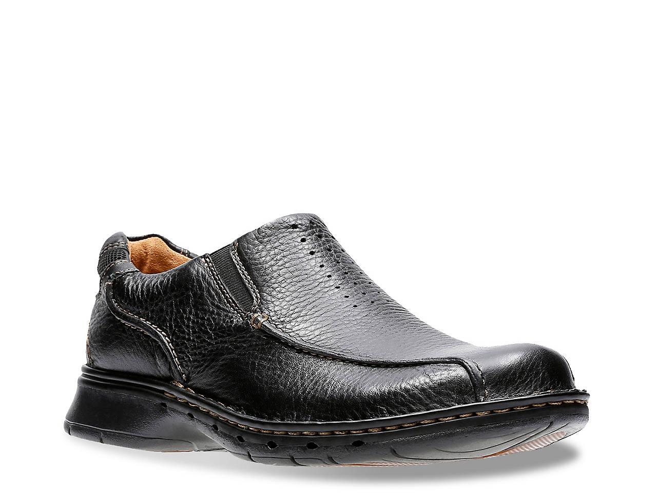1b296ce1d39 Clarks Un.Seal Slip-On Men s Shoes