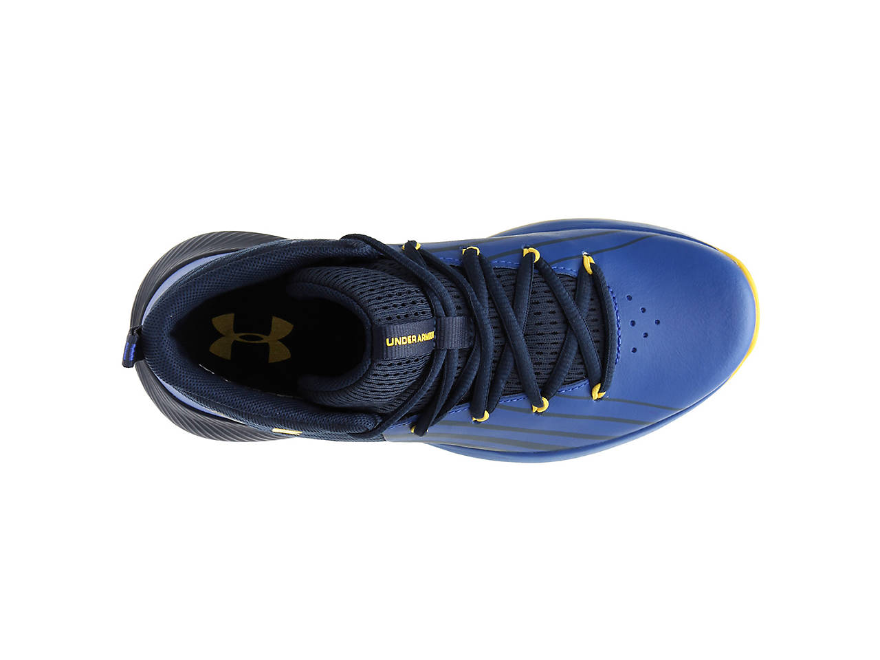 a1005d3a74ed Under Armour Lockdown 3 GS Youth Basketball Shoe Kids Shoes