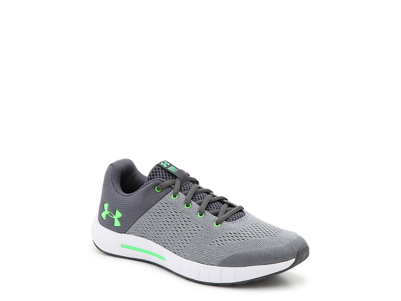 0c378ba1 Under Armour Pursuit Youth Running Shoe Kids Shoes | DSW