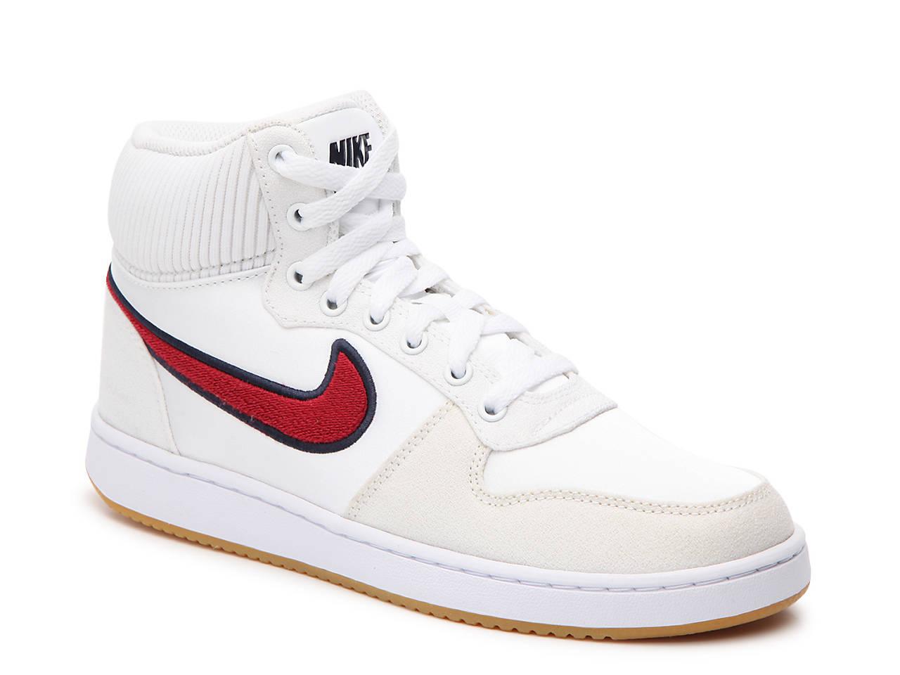 ffda156a3f Nike Ebernon High-Top Sneaker Women s Shoes