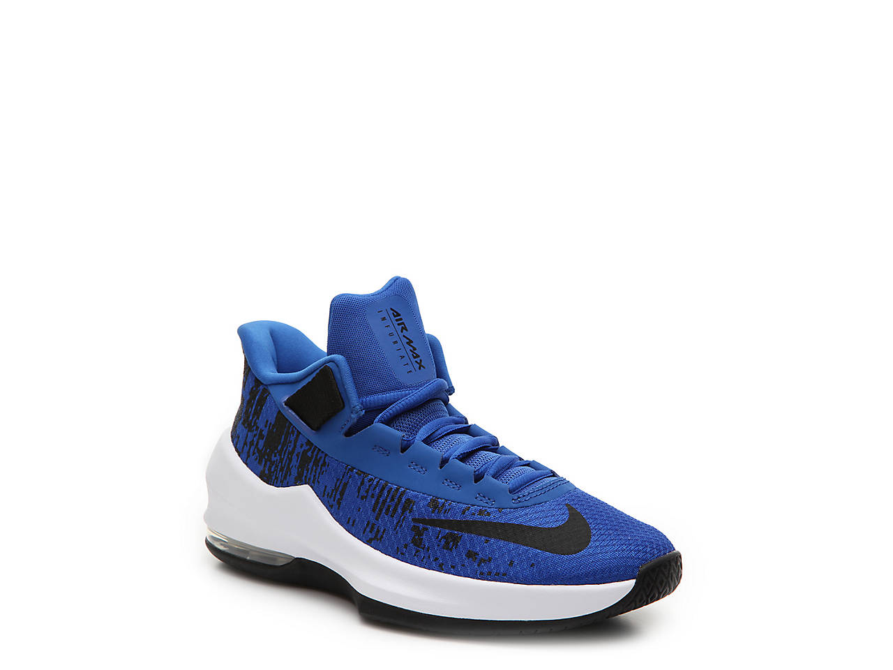 a1d1d1c3c5 Nike Air Max Infuriate 2 Youth Sneaker Kids Shoes   DSW