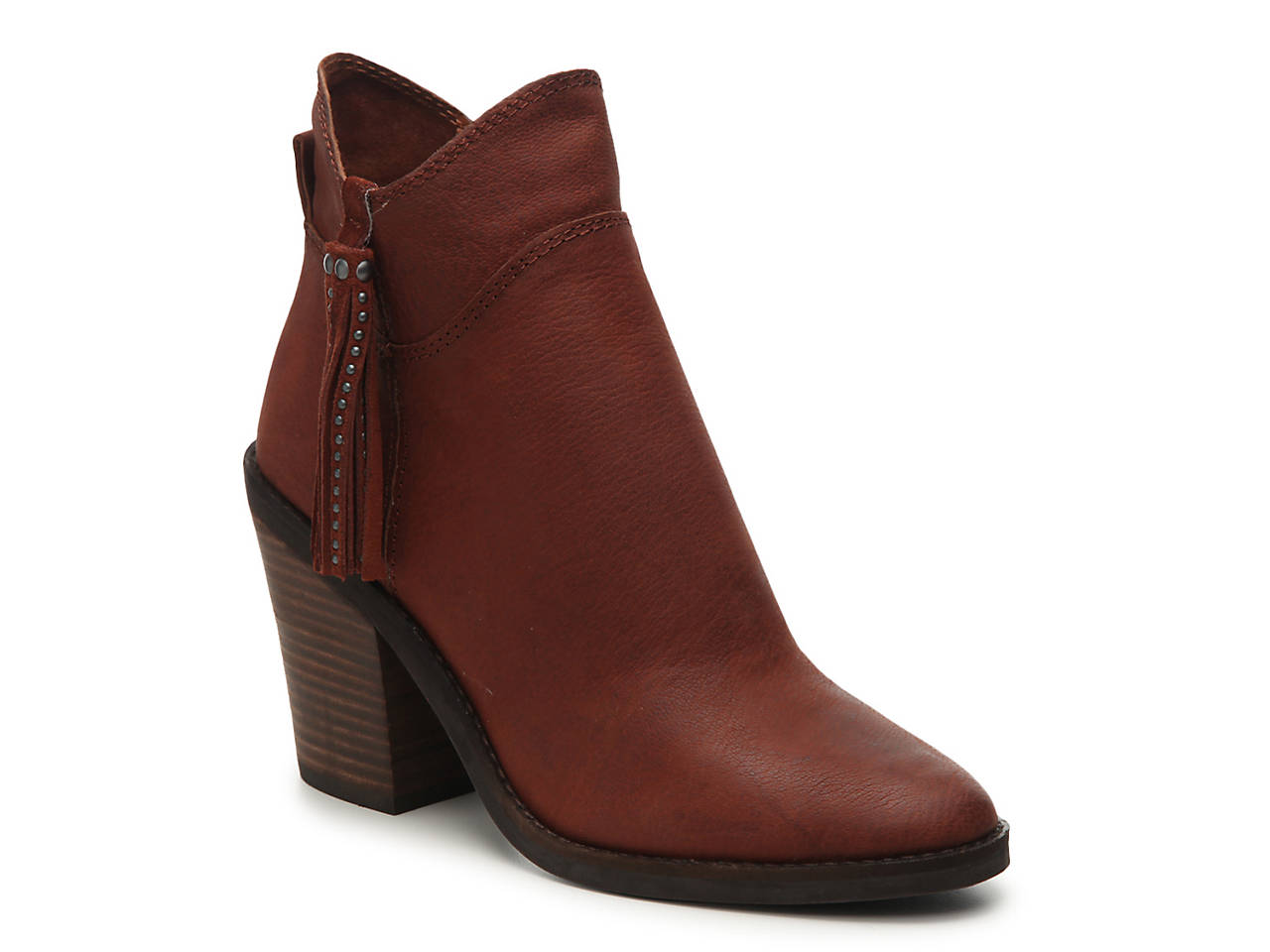Pavel Western Bootie by Lucky Brand