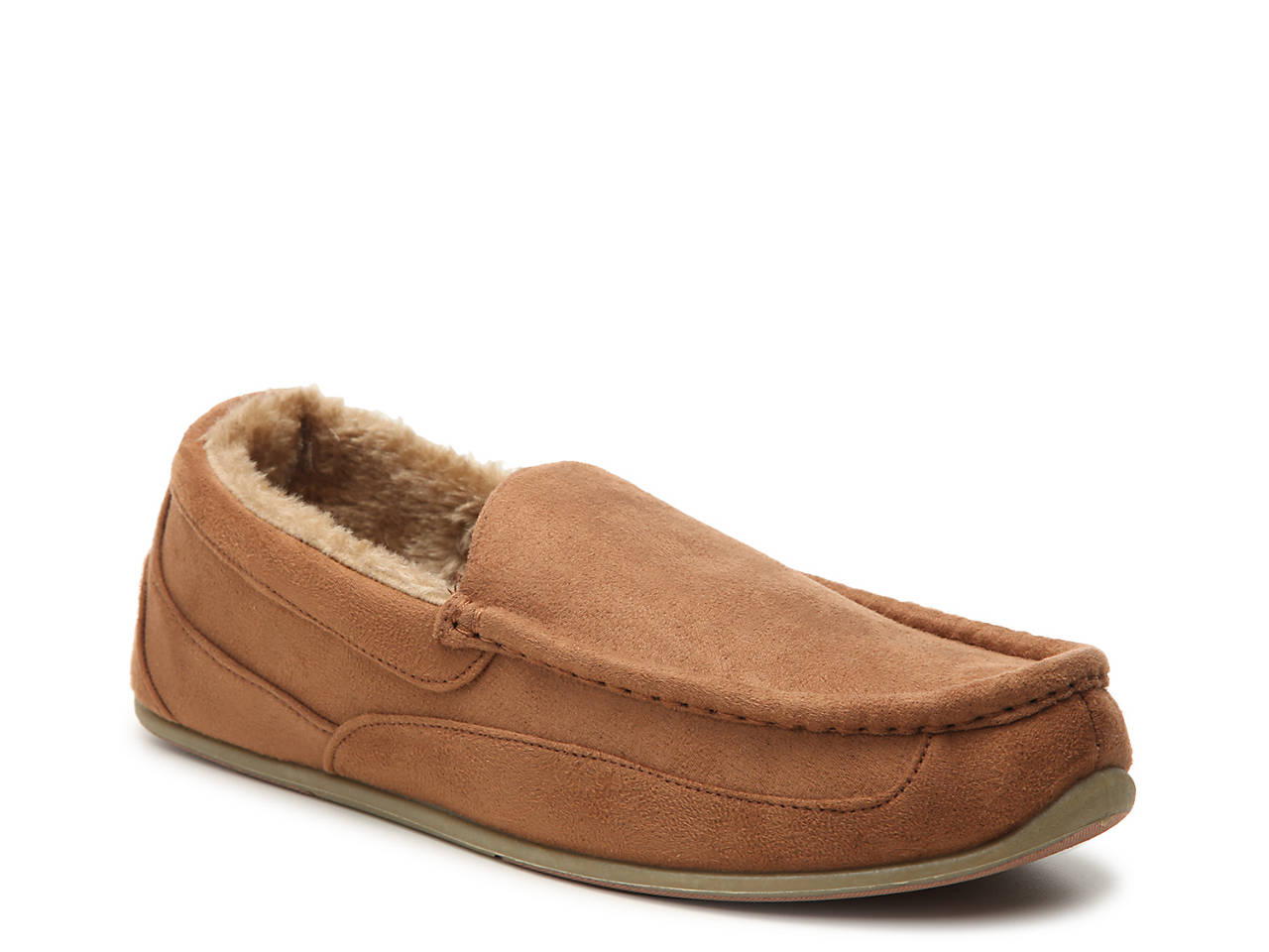 a5386a6c954c6 Deer Stags Slipperooz Spun Moc Slipper Men s Shoes