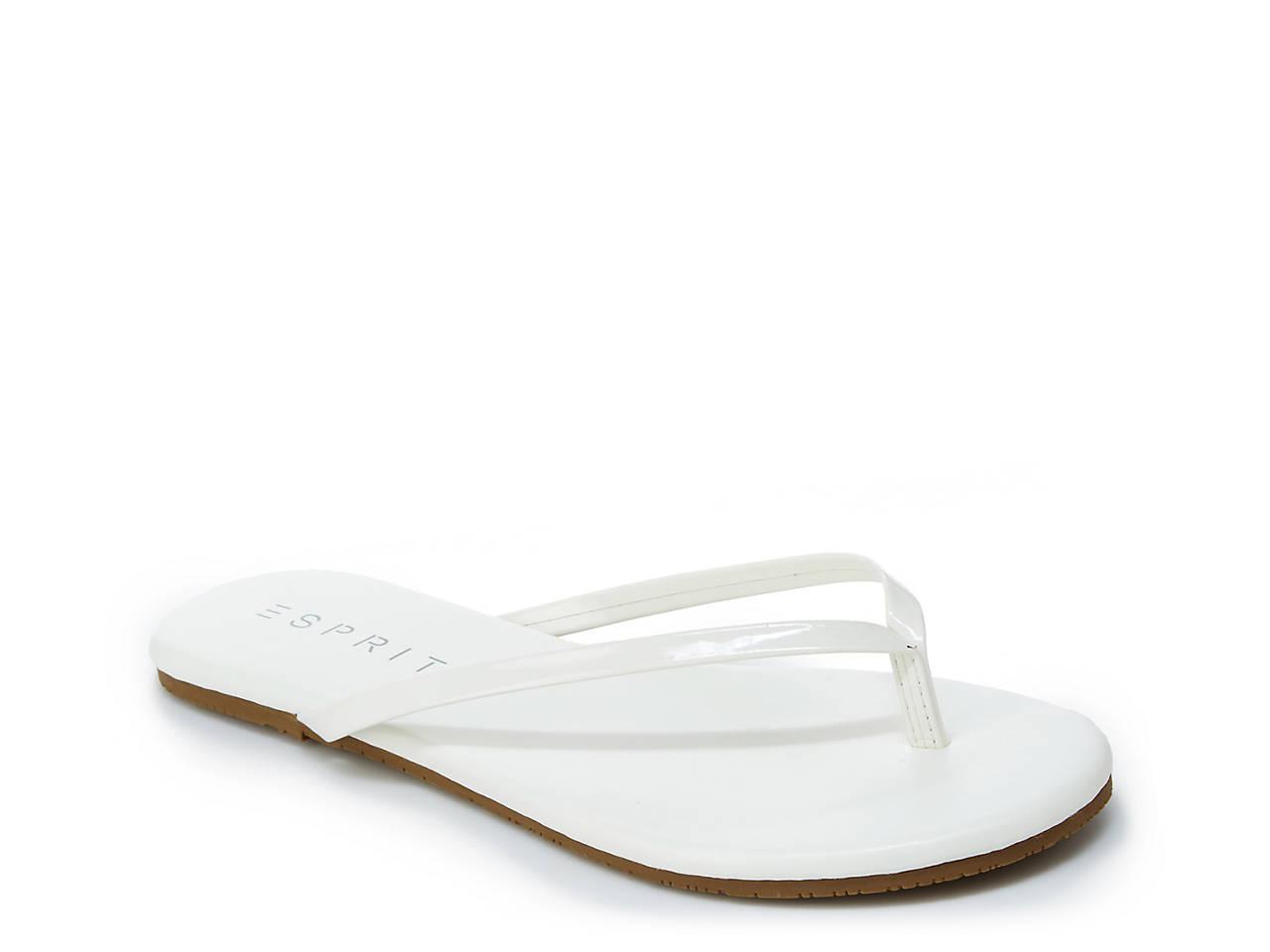 4d2af1177 Esprit Party Flip Flop Women s Shoes